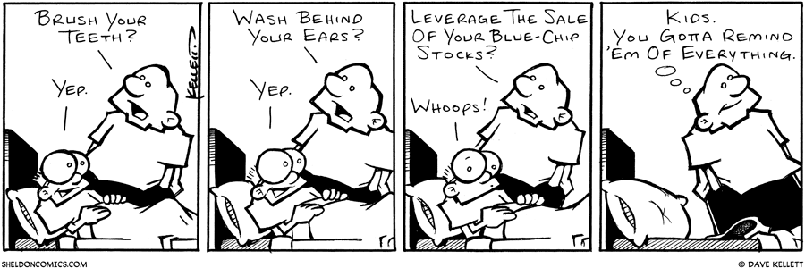 strip for December / 8 / 2001