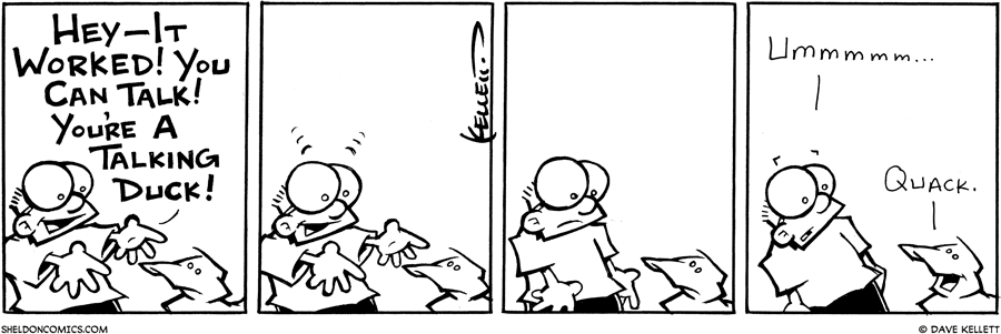 strip for December / 11 / 2001
