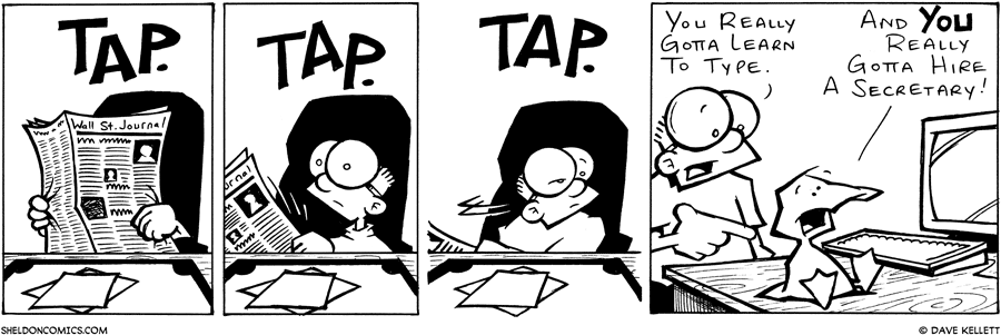 strip for December / 31 / 2001