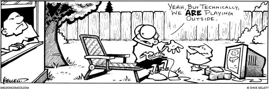 strip for January / 7 / 2002