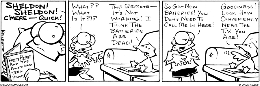 strip for January / 14 / 2002