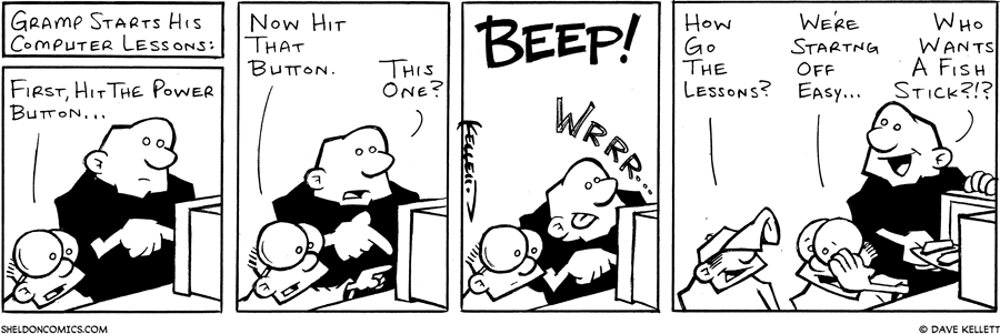 strip for January / 25 / 2002