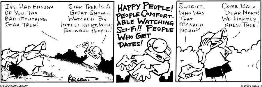 strip for February / 9 / 2002