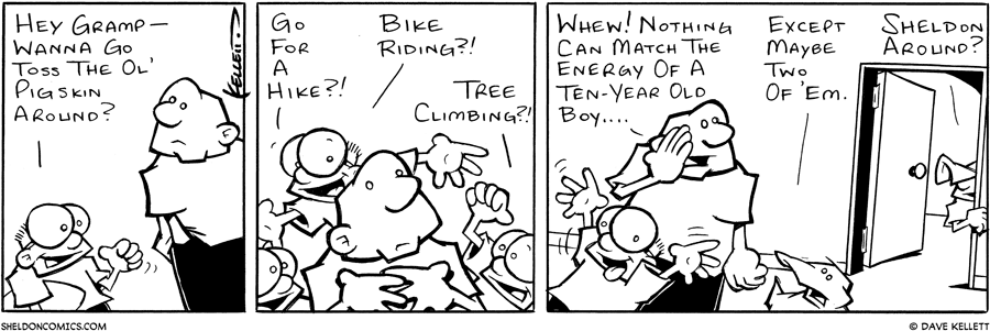 strip for February / 11 / 2002