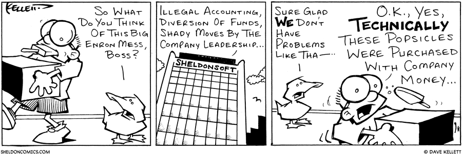 strip for March / 5 / 2002