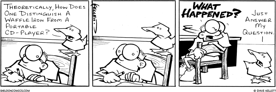 strip for March / 9 / 2002