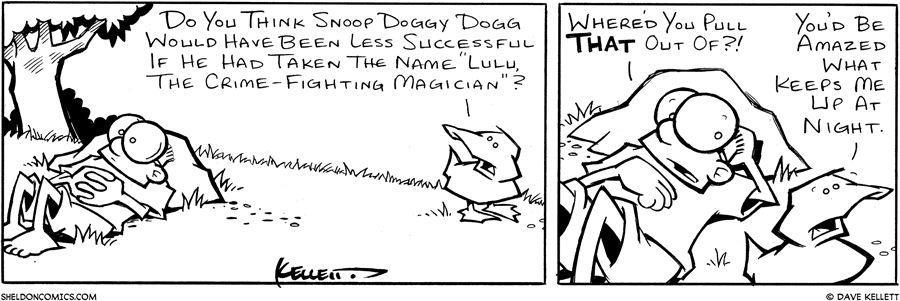 strip for March / 11 / 2002