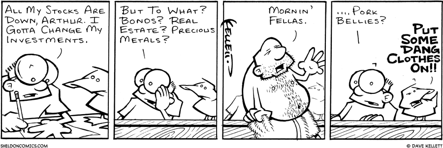 strip for March / 13 / 2002