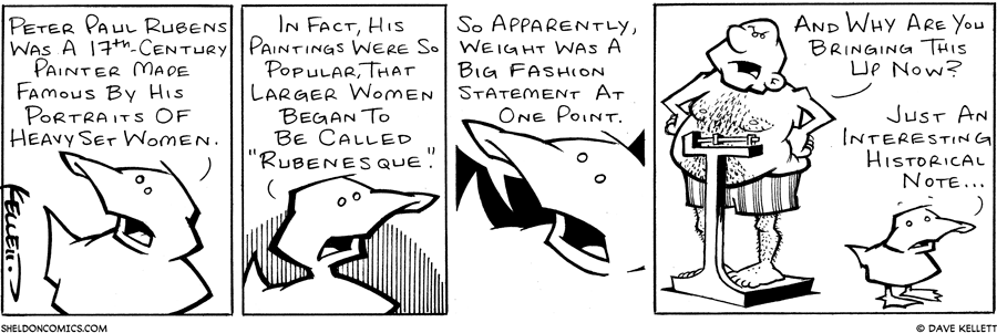 strip for March / 16 / 2002
