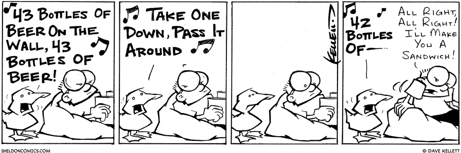 strip for March / 22 / 2002