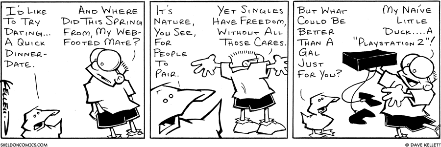 strip for March / 27 / 2002