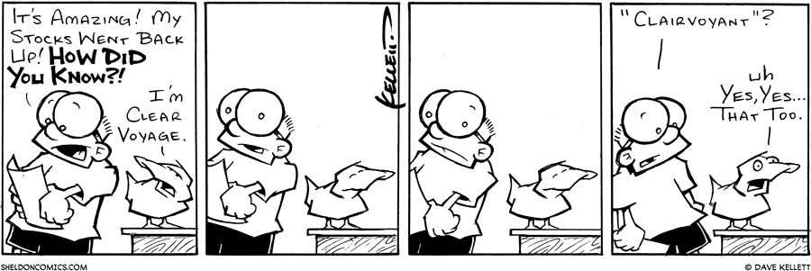 strip for April / 19 / 2002