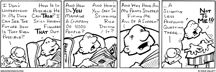 strip for April / 20 / 2002