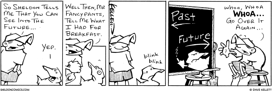 strip for April / 24 / 2002