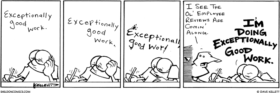 strip for April / 25 / 2002