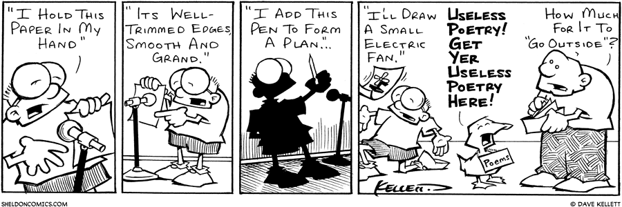 strip for April / 26 / 2002
