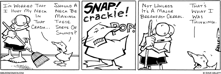strip for May / 11 / 2002