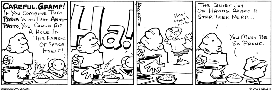 strip for May / 31 / 2002