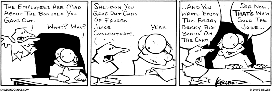 strip for June / 12 / 2002