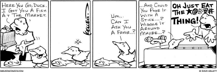 strip for July / 22 / 2002