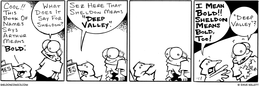 strip for August / 9 / 2002