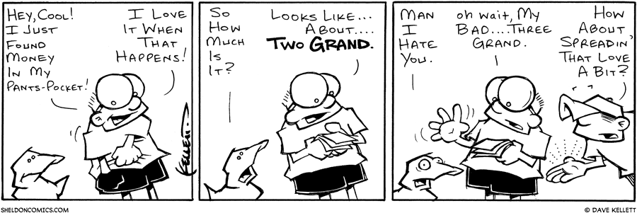 strip for September / 21 / 2002