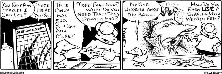 strip for September / 25 / 2002