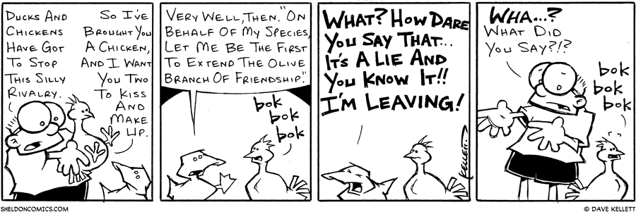 strip for October / 10 / 2002