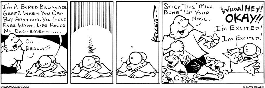 strip for October / 19 / 2002