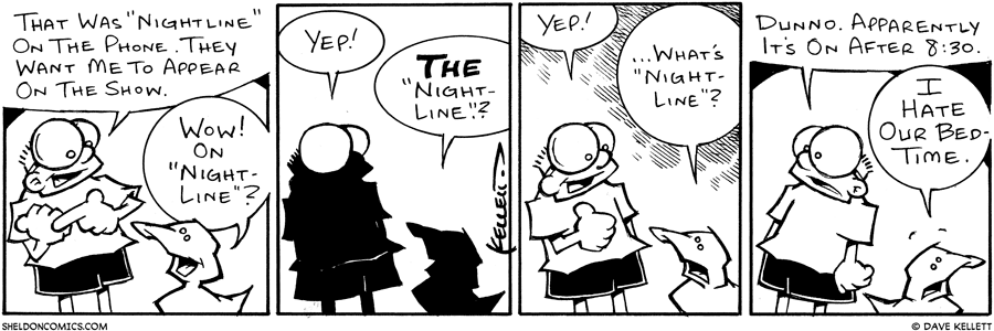 strip for November / 20 / 2002