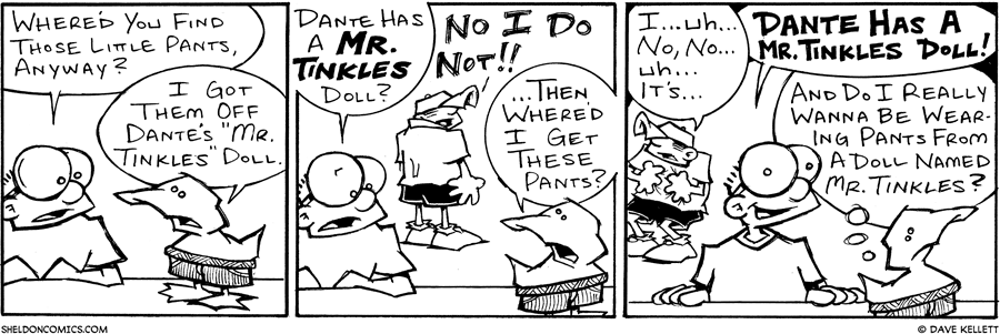 strip for December / 12 / 2002