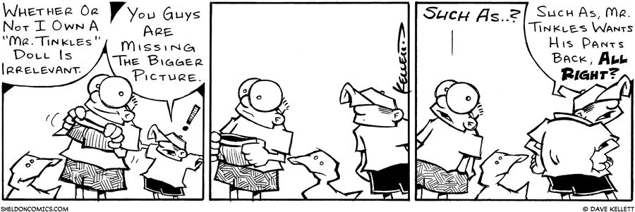strip for December / 13 / 2002
