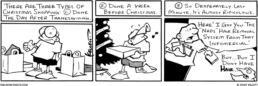 strip for December / 23 / 2002