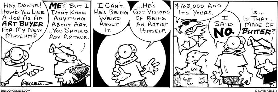 strip for December / 31 / 2002