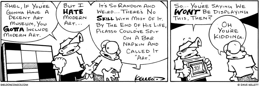 strip for January / 7 / 2003