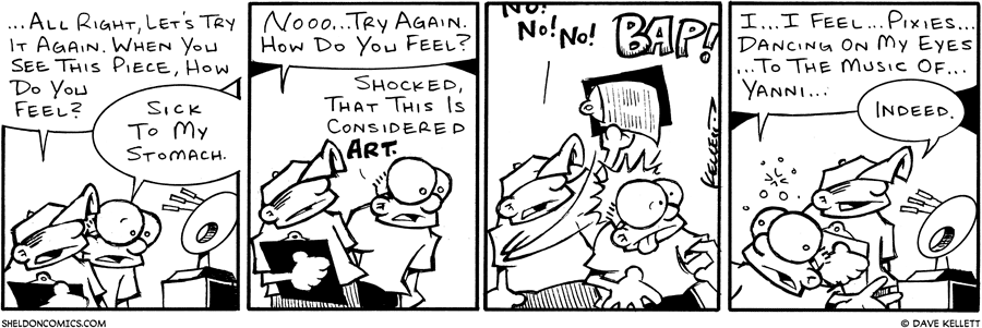 strip for January / 9 / 2003