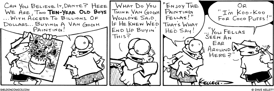 strip for January / 11 / 2003