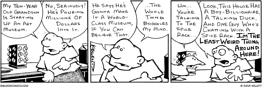 strip for January / 13 / 2003