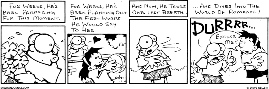 strip for January / 24 / 2003