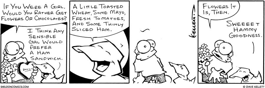strip for January / 27 / 2003