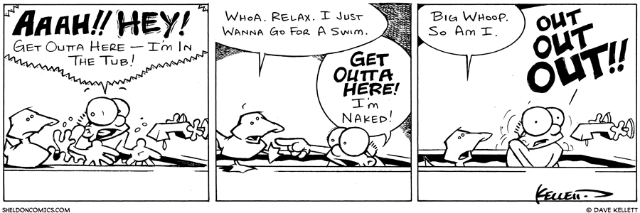 strip for March / 7 / 2003