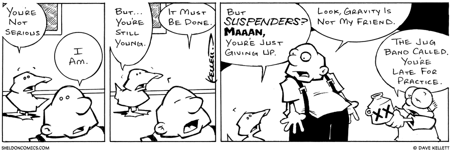 strip for March / 12 / 2003