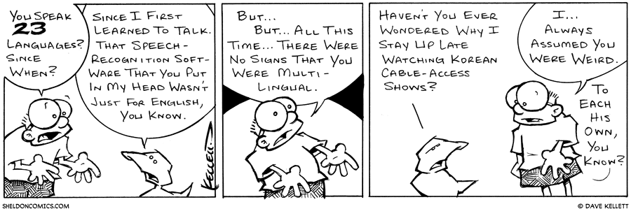 strip for March / 19 / 2003
