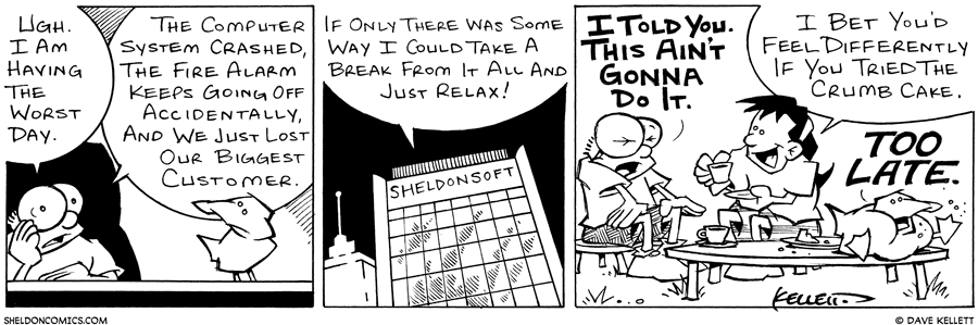 strip for March / 29 / 2003