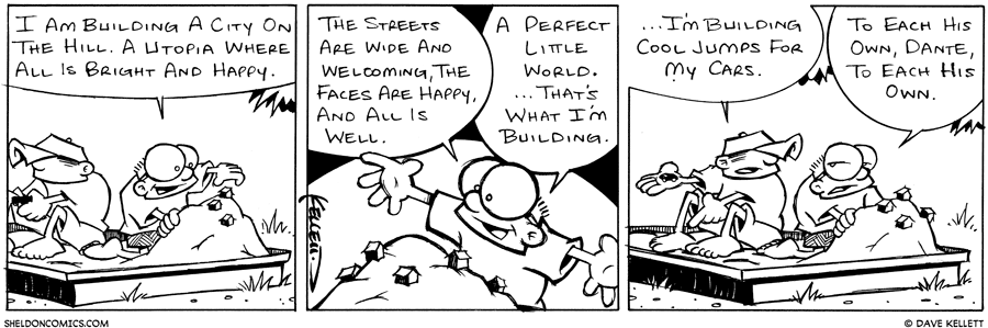 strip for April / 2 / 2003