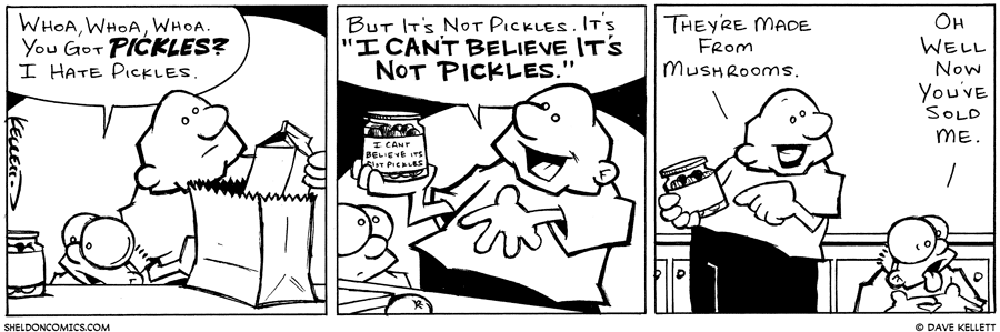 strip for April / 5 / 2003