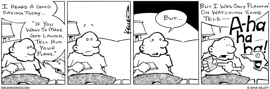 strip for April / 12 / 2003