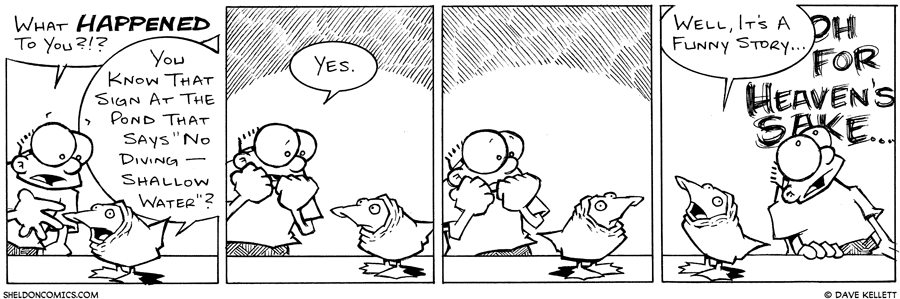 strip for April / 16 / 2003