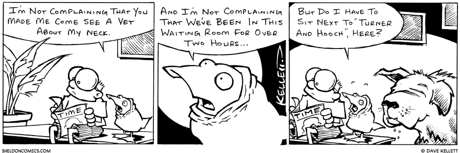 strip for April / 17 / 2003
