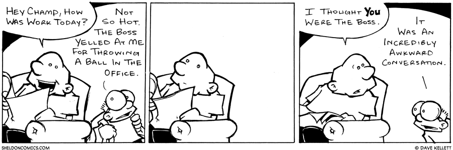 strip for April / 22 / 2003